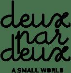 Deux par Deux <br>Childrens Designer Clothing logo
