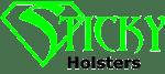 Sticky Holsters logo