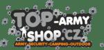 Top-armyshop cz/sk logo