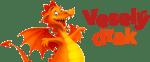 Vesely-drak cz/sk logo