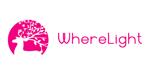 WhereLight Glasses logo