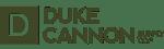 Duke Cannon Supply Co logo