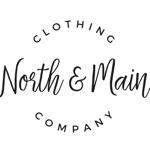 North & Main Clothing Company logo