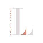 Lola's Lashes UK logo