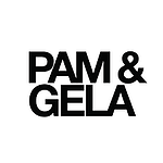 Pam & Gela logo