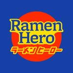 Ramen Hero logo