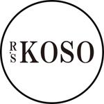 R's KOSO logo